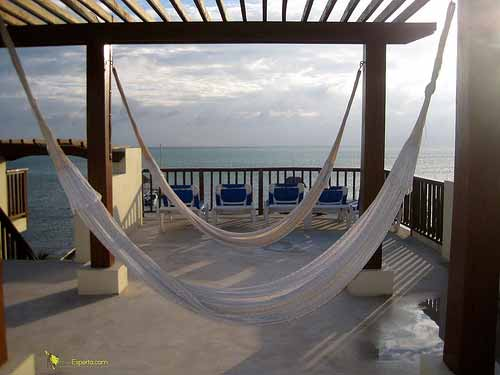 roof top caye caulker hotel