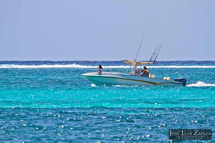 Reef or Deep Sea Fishing in Ambergris Caye, Belize