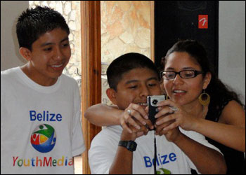 Youth Belize Student Teams