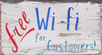 Wifi sign in Belize