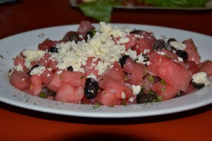 Don Corleone's Watermelon Salad