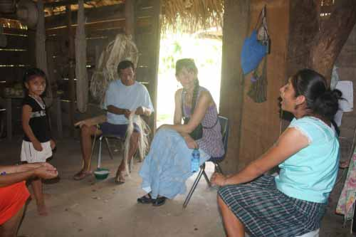 cultural tourism among the Maya in southern Belize