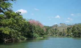 River Belize