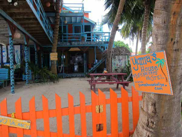 yuma 600x450 Finding Paradise on Caye Caulker
