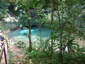 Blue hole pic from Pam