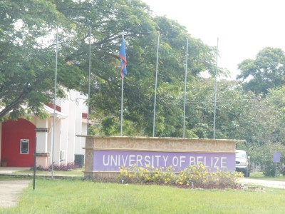 University of Belize in Belmopan.