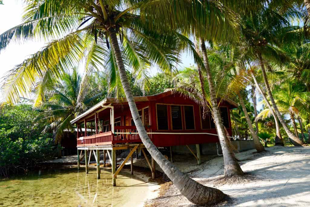 SOUTHWATER CAYE ACCOMMODATIONS
