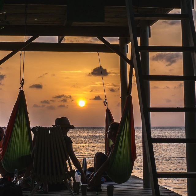 pictures-of-belize-sunsets-in-caye-caulker