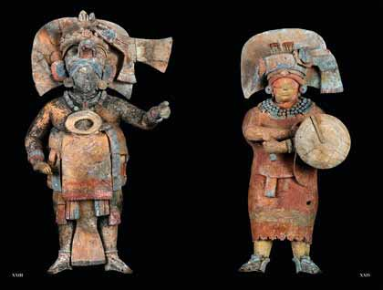 Maya royalty in clay  www.thamesandhudson.com