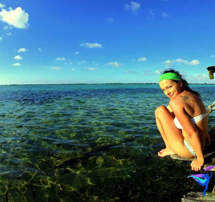GoFish Belize The Legendary Adventures of Anna