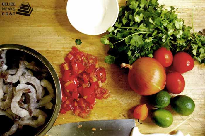 3-Shrimp-Ceviche-Belize-News-Post-Belizean-Recipe