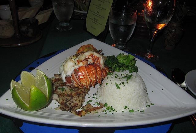 Roberts Grove: Seaside in Belize