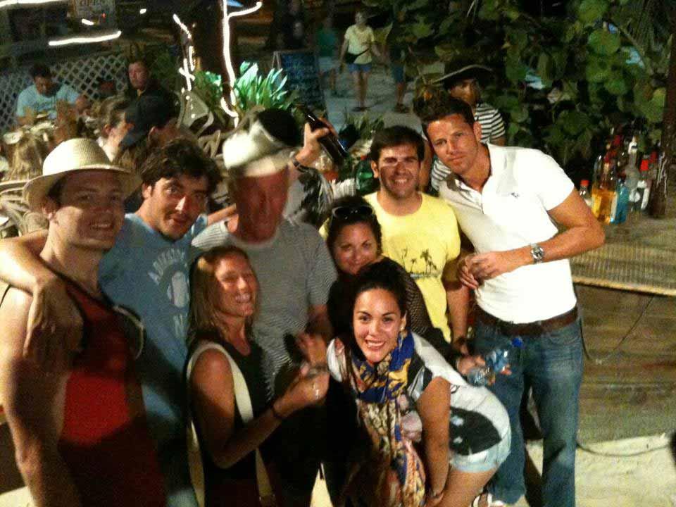 Pedro's Inn dream team