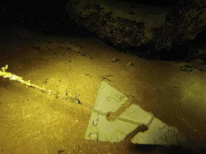Giant Cave Under Caye Caulker