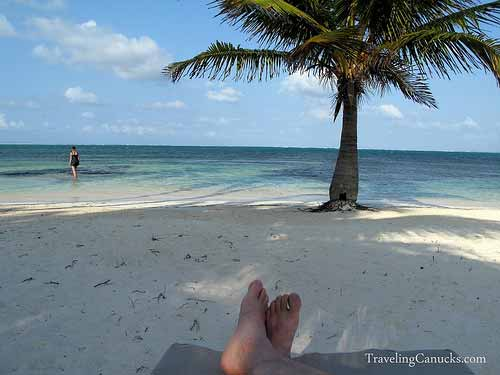 Paradise at Victoria House, Belize