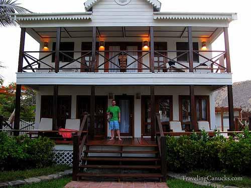 Our Plantation Villa at Victoria House, Belize