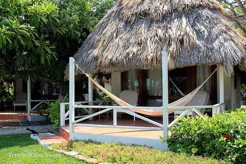 Casita at Victoria House, Ambergris Caye, Belize