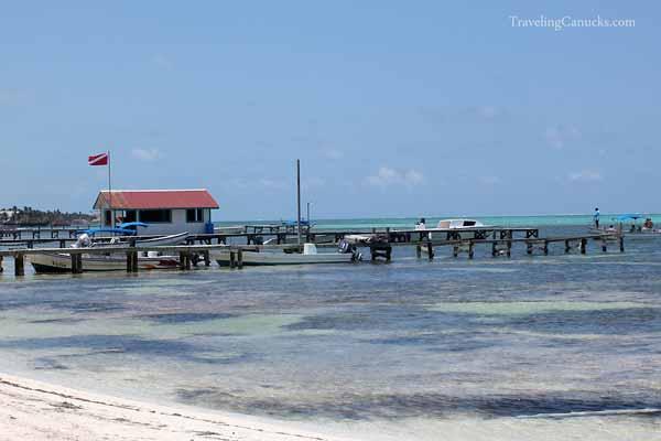 The Dock - San Pedro, Ambergris Caye