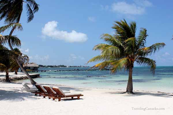 The Beach - San Pedro, Ambergris Caye