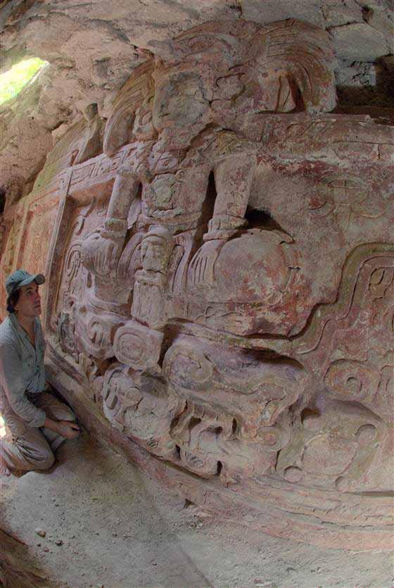 Image: Estrada-Belli and Holmul frieze