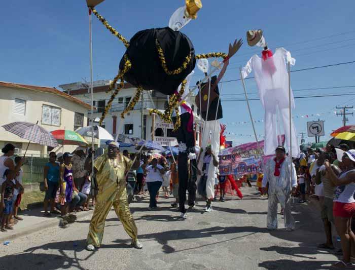 Belize Carnival Parade