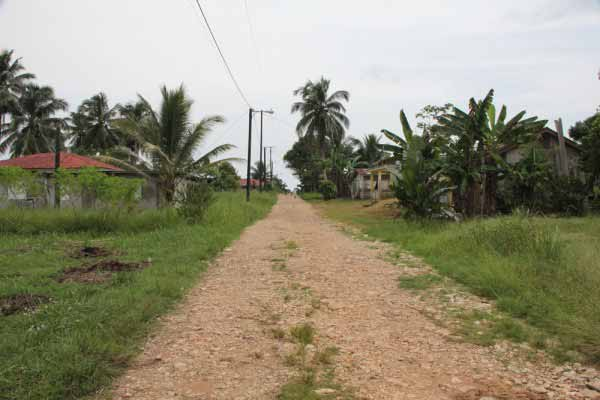 Barranco Community in Belize