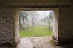Cahal Pech, Maya site, Belize