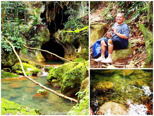 Cave Entrance, Actun Tunichil Muknal, Belize