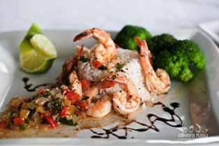 Dinner Plate Shrimp