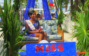 Miss Lobster Fest 2012 - Sylvia Joseph