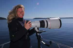 Photographer, Filmmaker, Producer Annie Crawley
