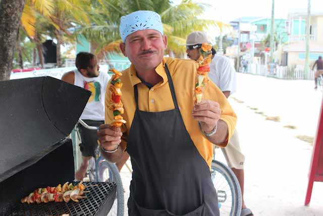 King Kebab Barbeque The Simple Life: Exploring the Best of Belize, From Chocolate to Caves