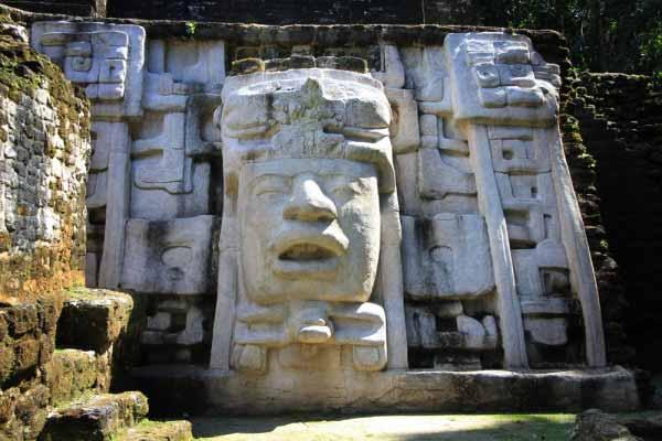Lamanai Archaeological Site