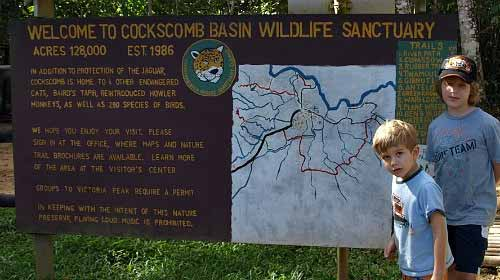 Cockscomb Basin Jaguar Preserve