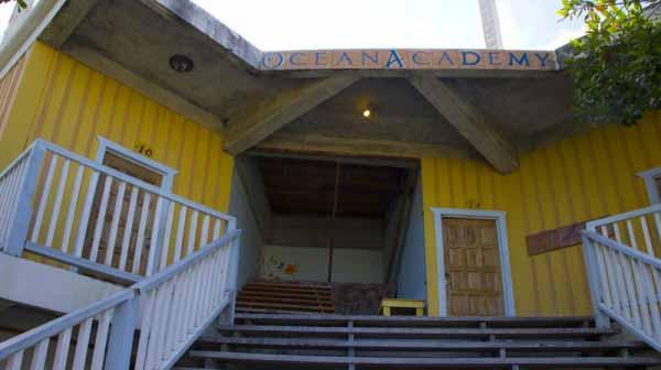 Ocean Academy in Caye Caulker