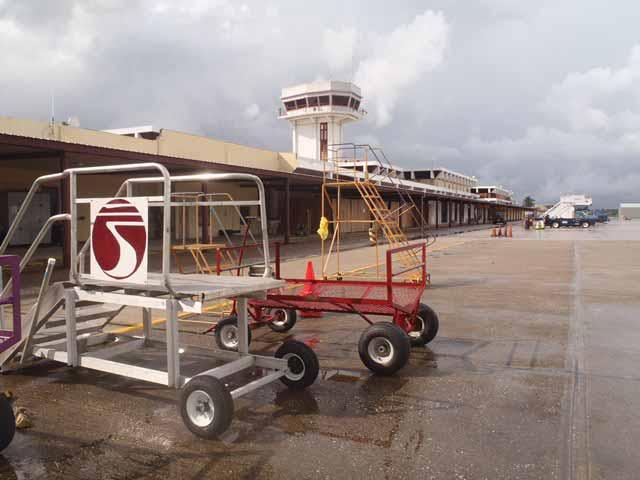international airport belize