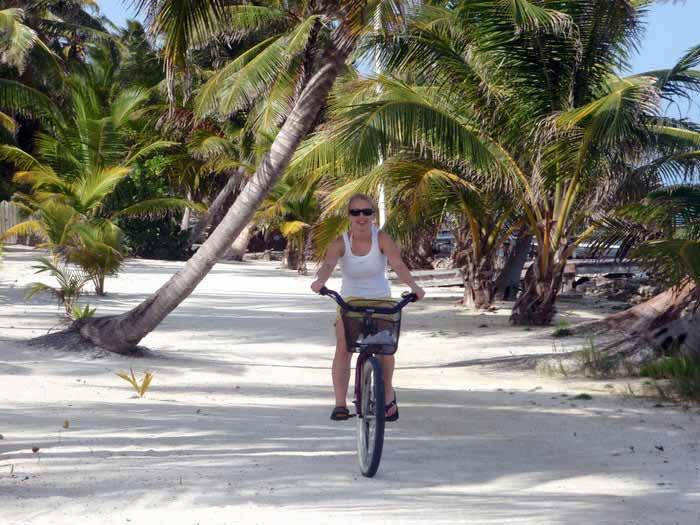Best of Ambergris Caye Bike Rental