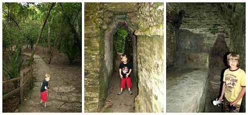 Explore Cahal Pech