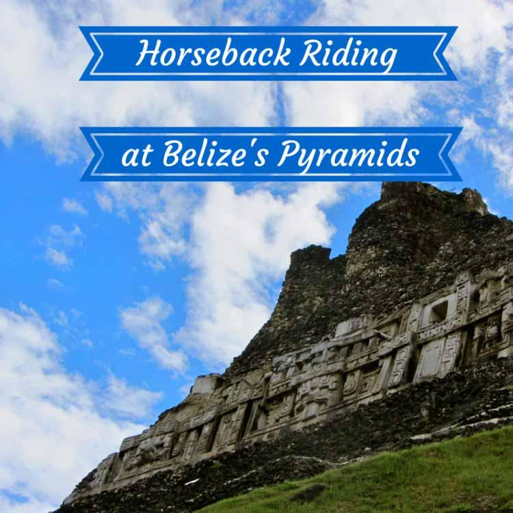 Xunantunich Horseback riding