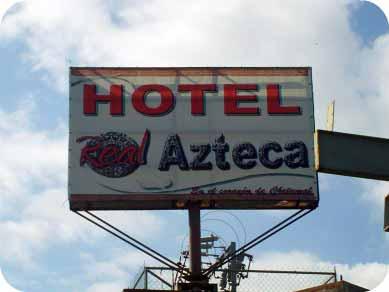 azteca hotel