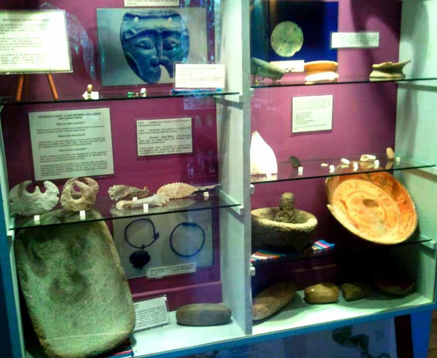 belize maya artefacts