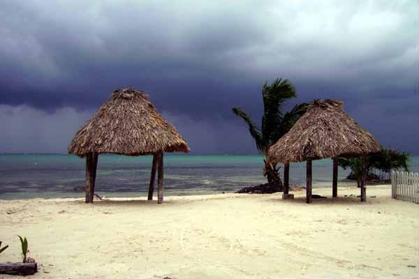 Beneath Belize near perfect smile lurks a darker visage. Muahaha! Photo courtesy of Gionni Scaduto.