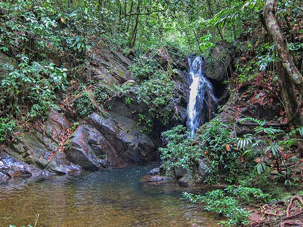 Ben's Bluff Waterfall