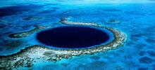 The Blue Hole.