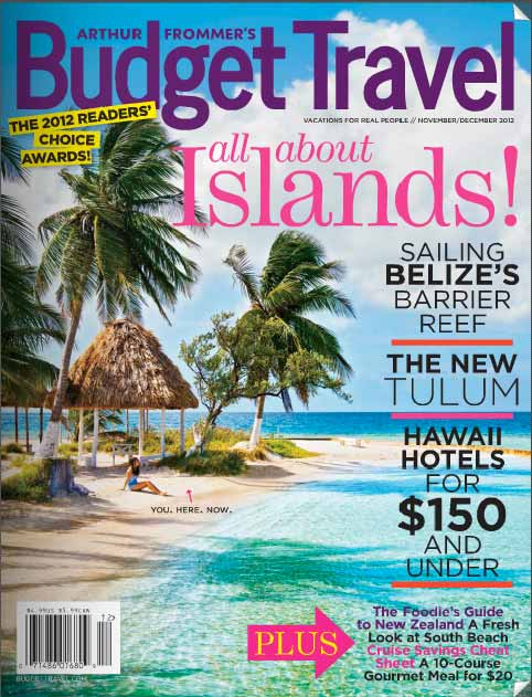 travel magazine comparison
