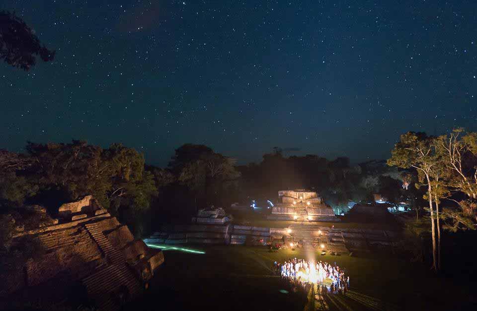 2012 Winter Solstice in Belize