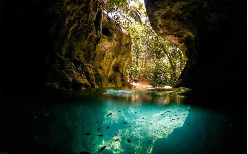 Belize Caving Cave Tubing Vacation Jungle Adventures - 12 amazing caves you have to visit