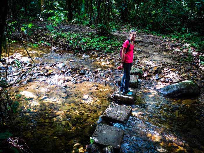 cc basin hike hannah 2