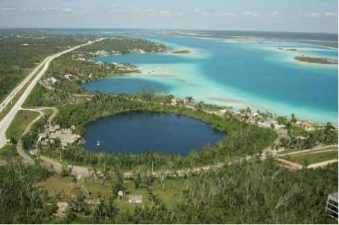 """""""Cenote Azul"""""""