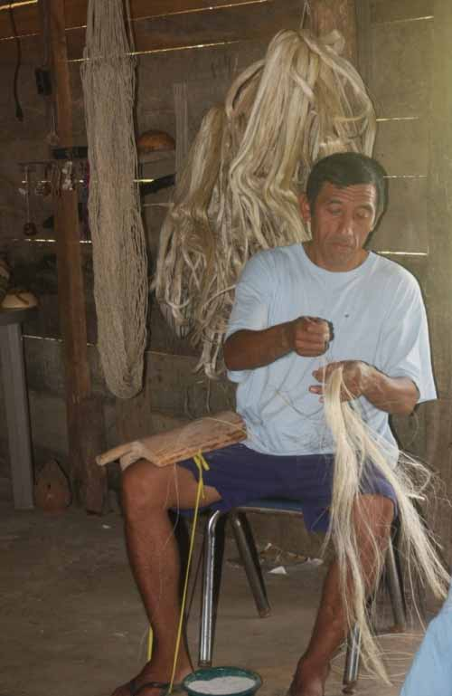 Mayan cultural tourism in Big Falls